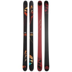4FRNT MSP Alpine Skis - All-Mountain in Red