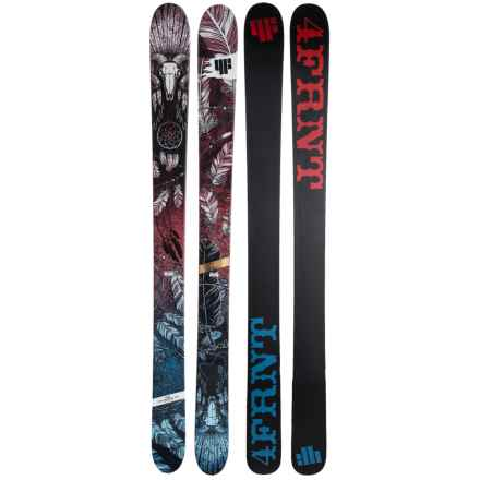 4FRNT YLE Alpine Skis in See Photo - Closeouts