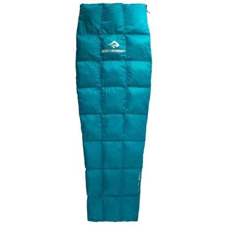 Image of 50°F Traveller Tr1 Regular Sleeping Bag - 750+ Fill Power, Left Hand Zip