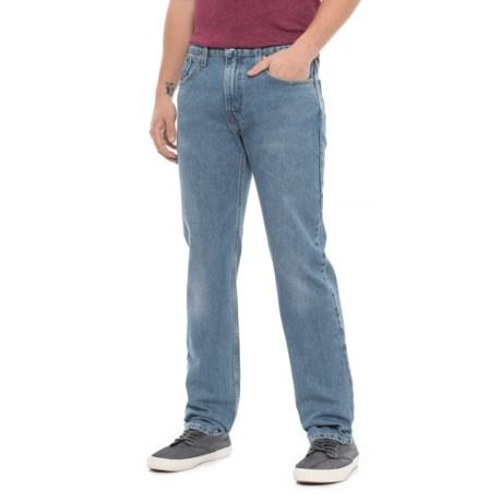 Image of 502 Taper Corduroy Pants - Regular Fit (For Men)