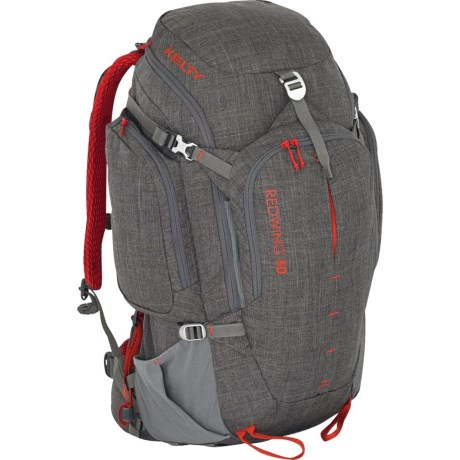 50L Redwing Reserved Backpack - DARK SHADOW ( )