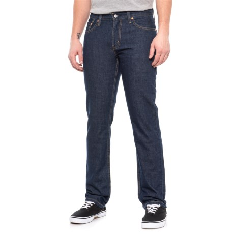 Image of 511 Slim Fit Jeans - Straight Leg (For Men)