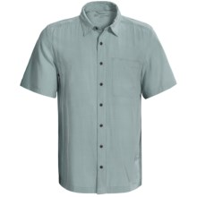 5.11 Tactical Covert Select Shirt - Short Sleeve (For Men) in Ocean Blue - Closeouts