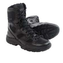 5.11 Tactical Taclite Side-Zip Boots - Waterproof, Leather  (For Men) in Black - Closeouts