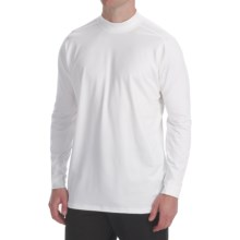 5.11 Tactical Winter Mock Shirt - Long Sleeve (For Men) in White - Closeouts