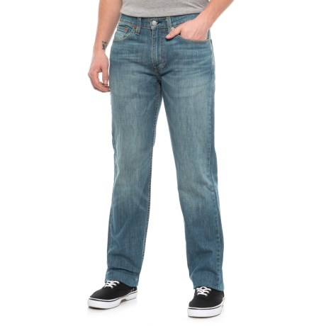 Image of 514 Straight Leg Stretch Jeans (For Men)