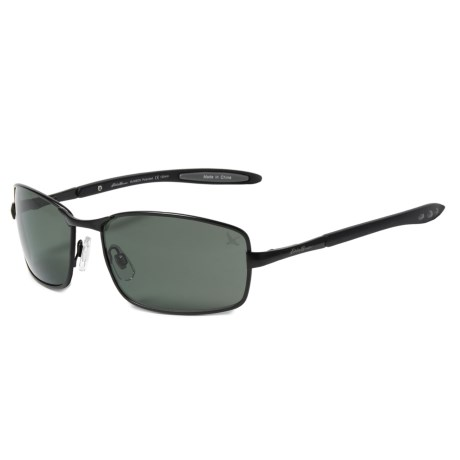 Image of 61 Metal Navigator Sunglasses - Polarized
