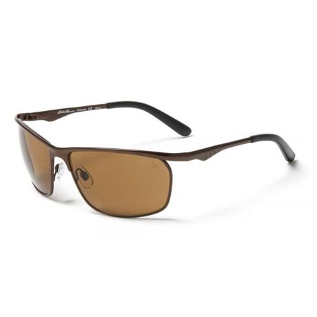 Image of 62 Metal Shield Sunglasses - Polarized