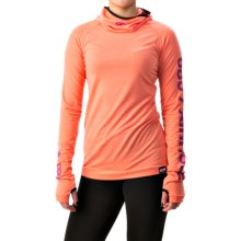 686 Airhole Thermal Bala Base Layer Top - UPF 30, Long Sleeve (For Women) in Coral - Closeouts
