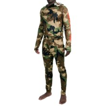 686 Airhole Thermal Base Layer One-Piece - UPF 30+, Long Sleeve (For Men) in Hunter Canvas Camo - Closeouts
