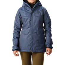 686 Annex Snowboard Jacket - Waterproof, Insulated (For Women) in Indigo - Closeouts