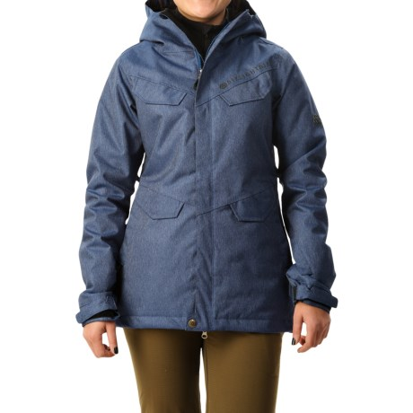 686 Annex Snowboard Jacket Waterproof Insulated For Women