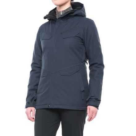 686 Annex Snowboard Jacket - Waterproof, Insulated (For Women) in Navy - Closeouts