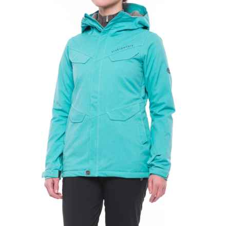 686 Annex Snowboard Jacket - Waterproof, Insulated (For Women) in Turquoise - Closeouts