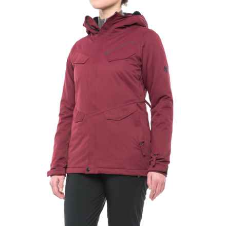 686 Annex Snowboard Jacket - Waterproof, Insulated (For Women) in Wine - Closeouts