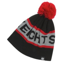 686 Banner Winter Hat - Fully Lined (For Kids) in Black - Closeouts