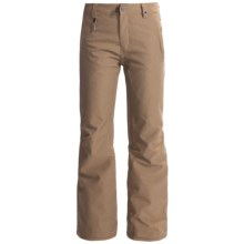 686 Dulca Snowboard Pants - Insulated (For Women) in Taupe - Closeouts