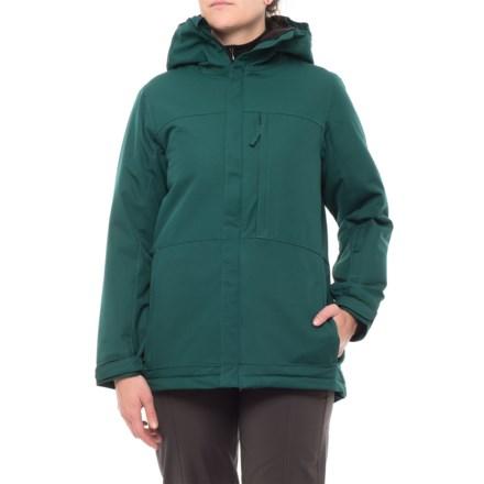 9e35522ea 686 Festa Ski Jacket - Waterproof, Insulated (For Women) in Black Jade -