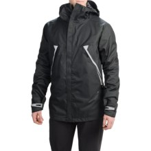 686 GLCR Tract Snowboard Jacket - Waterproof (For Men) in Black - Closeouts