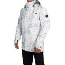 686 Parklan Field Snowboard Jacket - Insulated (For Men) in White Desert Camo - Closeouts