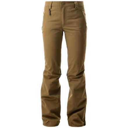 686 Parklan Meadow Snowboard Pants - Waterproof (For Women) in Army Ripstop - Closeouts