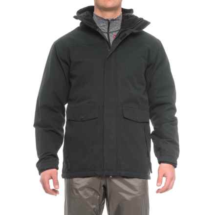 686 Ranger Snowboard Jacket - Waterproof, Insulated (For Men) in Black - Closeouts