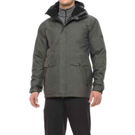 686 Ranger Snowboard Jacket - Waterproof, Insulated (For Men) in Faded Black - Closeouts
