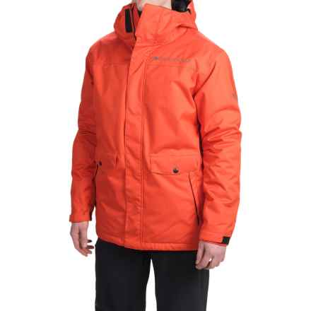 686 Ranger Snowboard Jacket - Waterproof, Insulated (For Men) in Tomato - Closeouts