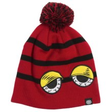 686 Snaggle Peepers Winter Hat (For Kids) in Red - Closeouts
