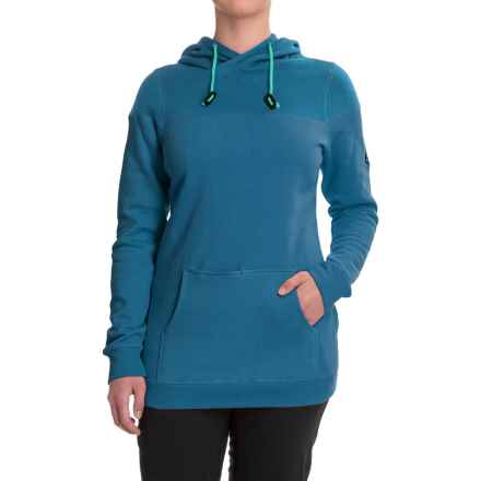 686 Wanderlust Hoodie (For Women) in Lagoon - Closeouts