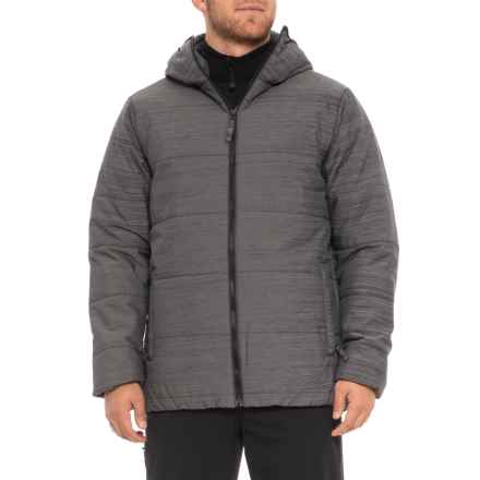 686 Warmix Puffy Jacket - Waterproof, Insulated (For Men) in Black - Closeouts