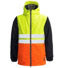 686 X Dickies Safety Industrial Insulated Jacket (For Boys) in Yellow - Closeouts