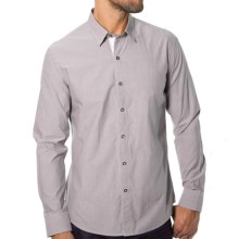 7 Diamonds Radio Protector Shirt - Long Sleeve (For Men) in Tan - Closeouts