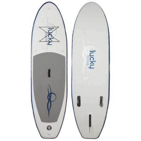 Image of 7 Inflatable Stand-Up Paddle Board Kit - 7?