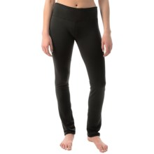 90 Degree by Reflex Bootcut Yoga Pants (For Women) in Black - Closeouts
