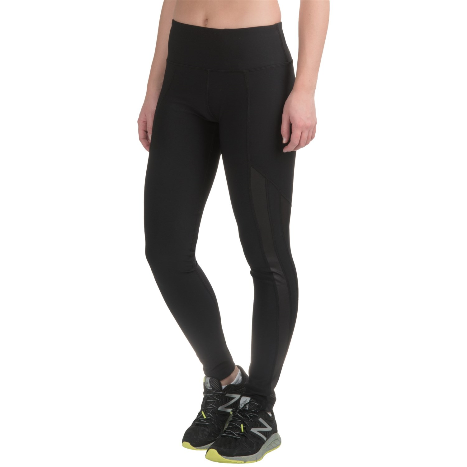 90 degree by reflex cmi leggings for women in black black