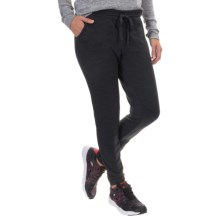 90 Degree by Reflex Joggers - Rear Pockets (For Women) in Heather Charcoal - Closeouts