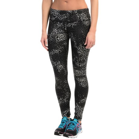 90 Degree by Reflex Spiderweb Workout Pants (For Women)