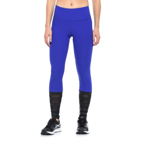 Image of 90 Degree by Reflex Stripe Detail Leggings (For Women)