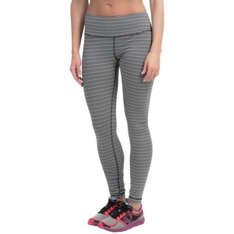 90 Degree by Reflex Wide Waistband Leggings (For Women)