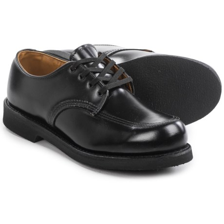 Image of 9201 Garageman Lace Shoes - Leather, Factory 2nds (For Men)
