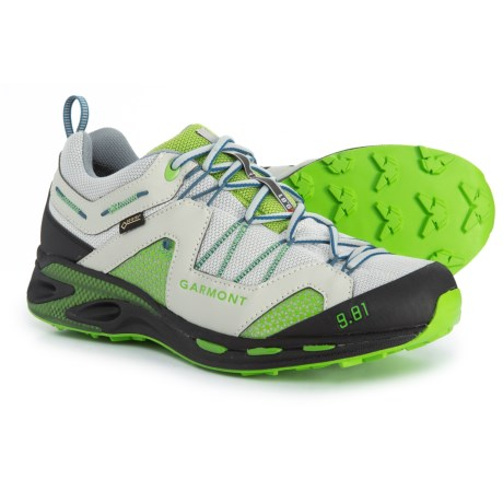 Image of 9.81 Trail Pro III Gore-Tex(R) Trail Running Shoes - Waterproof (For Men)