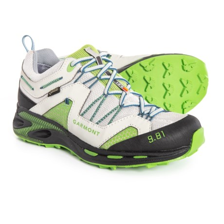 Image of 9.81 Trail Pro III Gore-Tex(R) Trail Running Shoes - Waterproof (For Women)