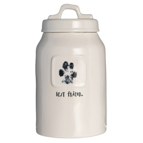 Image of ?Best Friend? Treat Canister