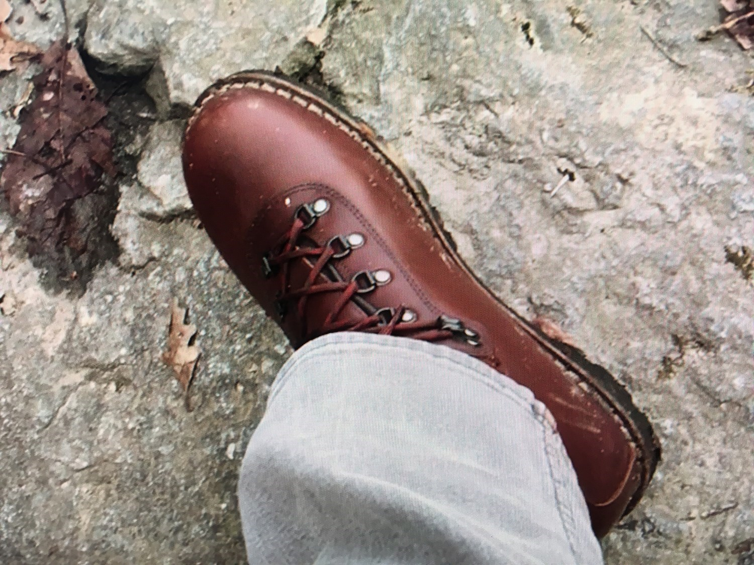 344fa758a52 Alico Made in Italy Summit Hiking Boots - Leather (For Men)