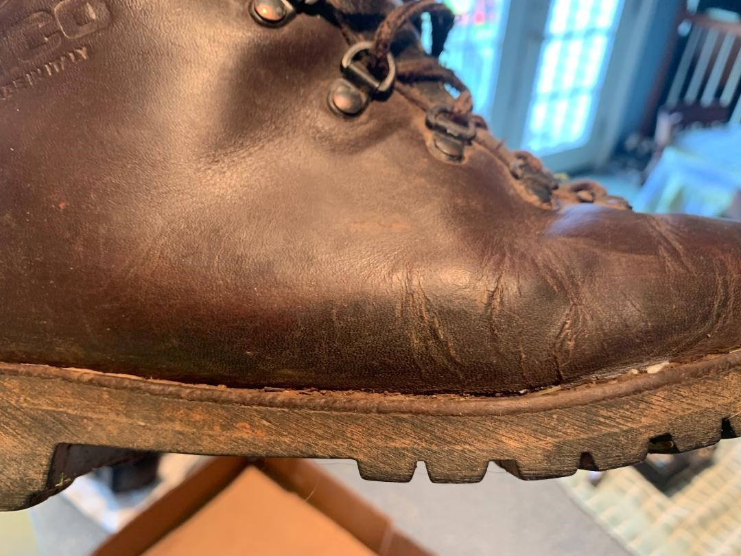 b47cf484311 Alico Made in Italy Tahoe Hiking Boots - Leather (For Men)