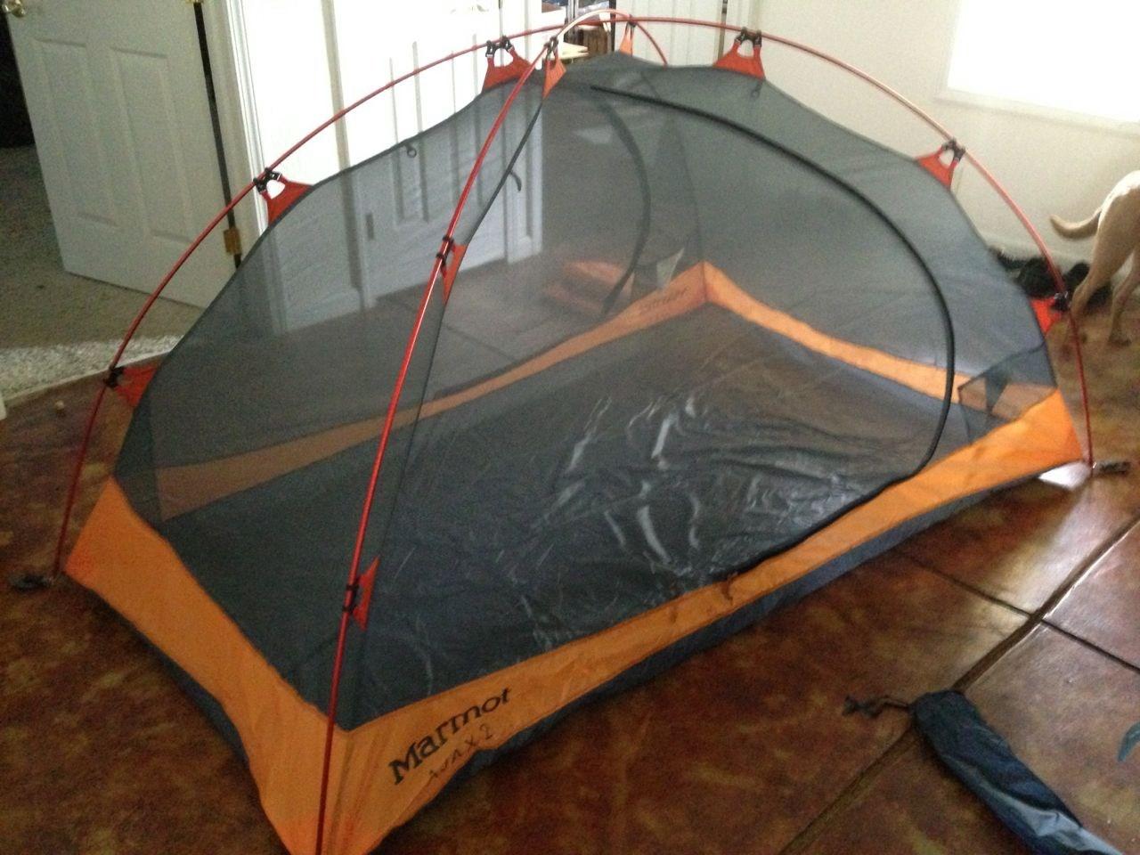 Marmot Ajax 2 Tent 2 Person 3 Season