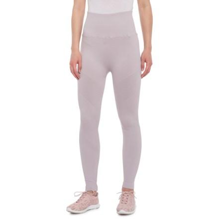 6362b46146 A BY AVOCADO Moto Yoga Leggings (For Women) in Raindrops - Closeouts