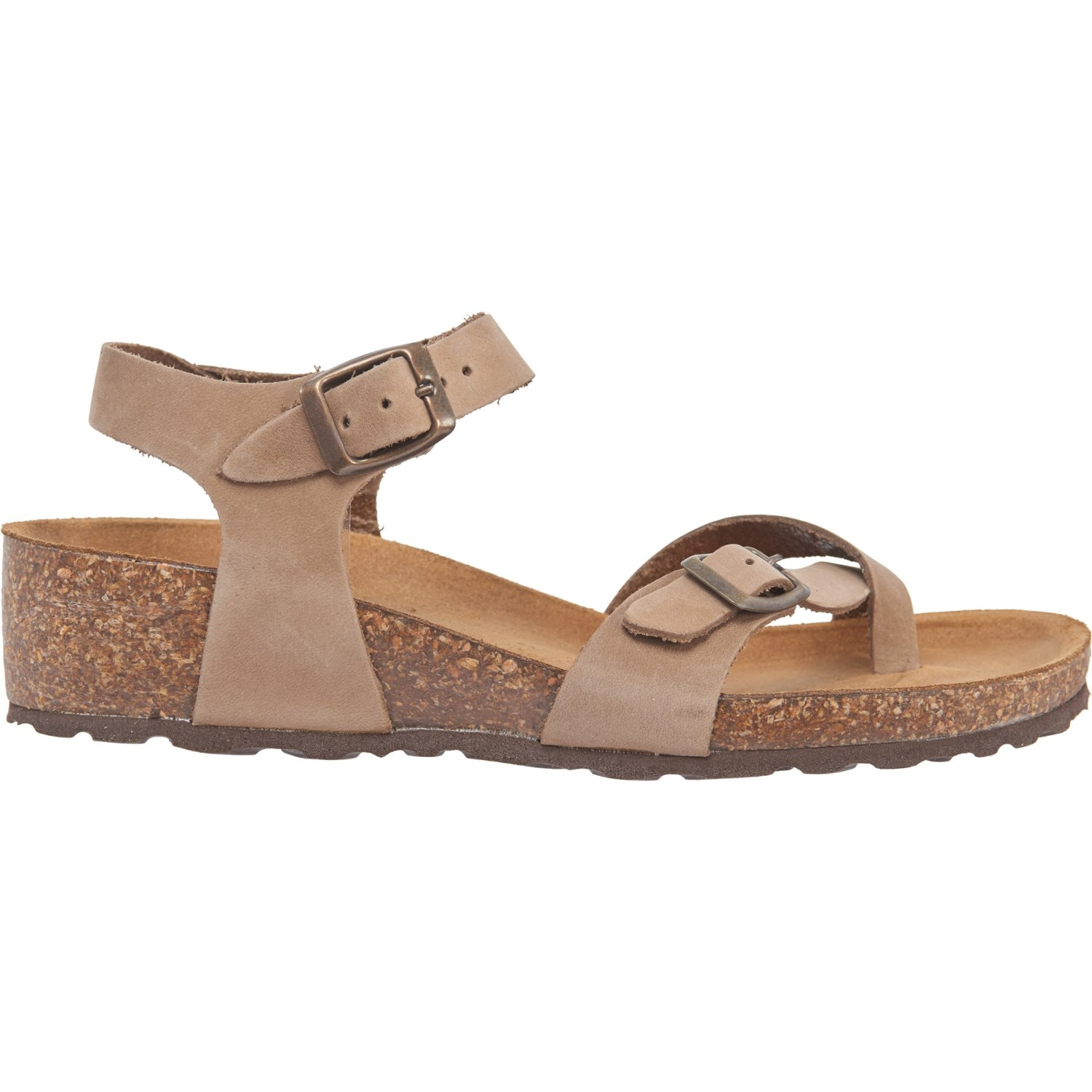 ec86f2b66f40 A. GIANNETTI Made in Italy Buckle Strap Sandals (For Women) - Save 40%