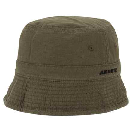 A. Kurtz Buckley Bucket Hat - Reversible (For Men) in Military Green - Closeouts